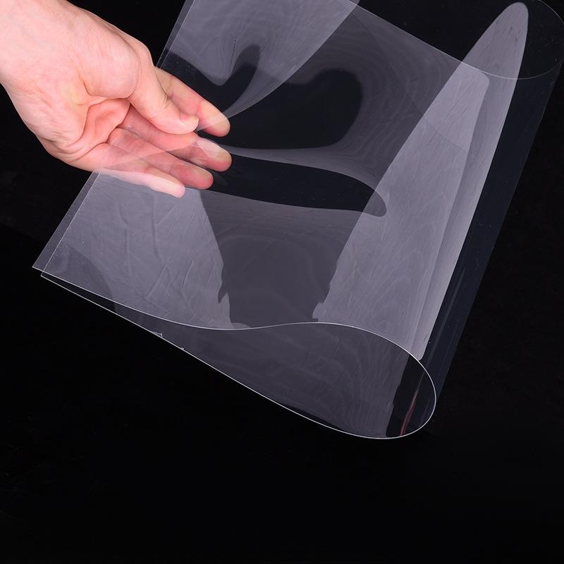 Transparent sheet