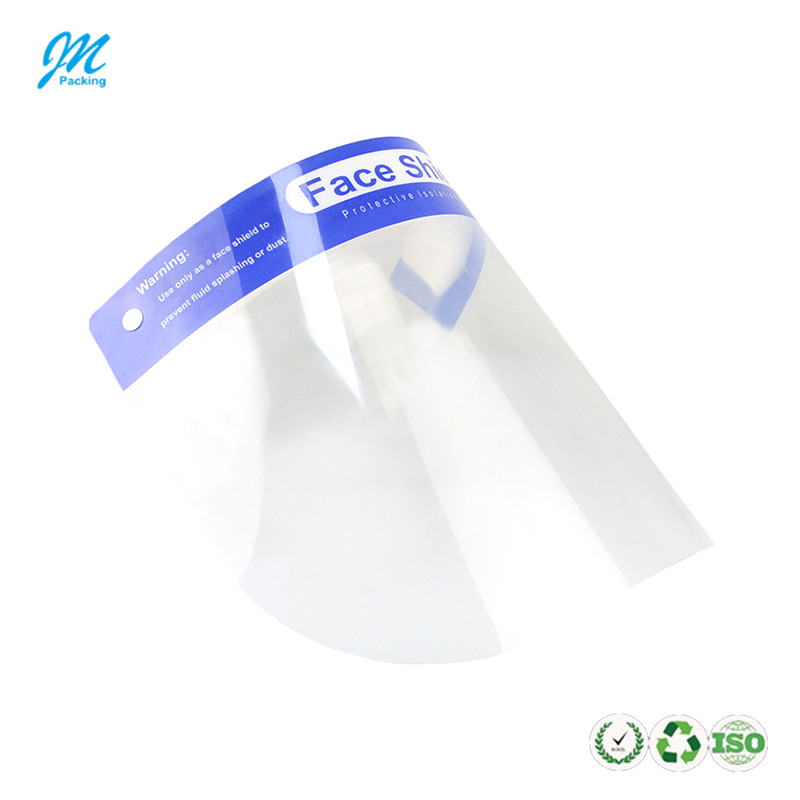 Guangdong Clear Faceshield Mask Tinted Face Visor Bubble Face Shield