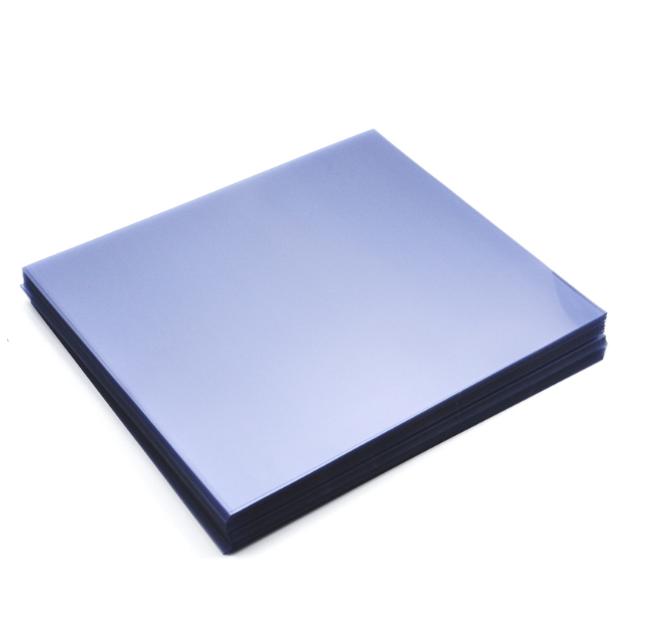 OEM Printable Rigid Plastics PVC Film Sheet for Fold Box