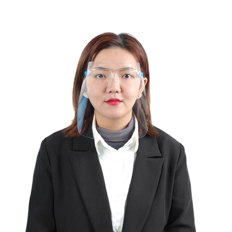 Glasses Face Shield